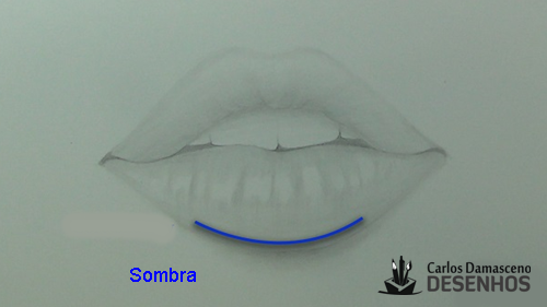 como desenhar boca 11
