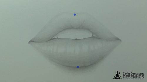 como desenhar boca 2