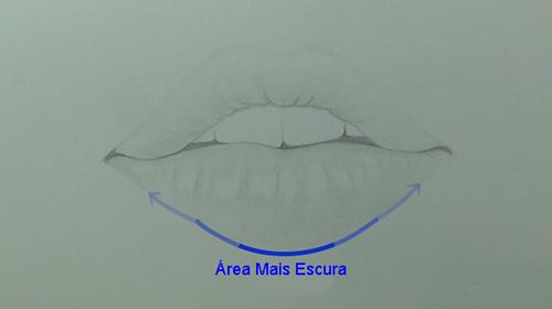 como desenhar boca 9
