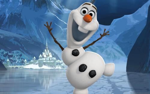 Olaf - Filme Frozen