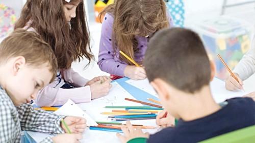qualquer um com lápis na mão pode desenhar