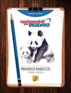 Livro Apaixonado por Desenho - Daina Oliveira