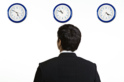 flexibilidade de horário
