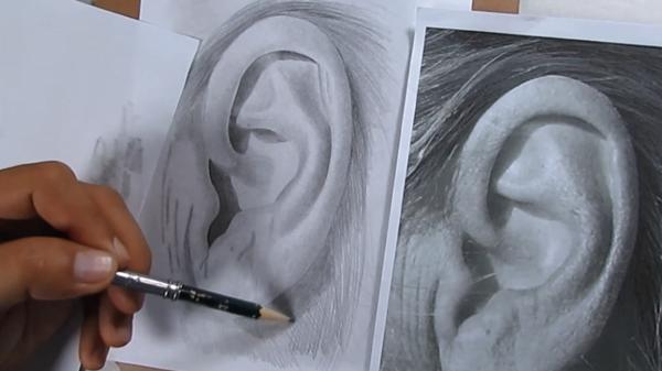 aprender a desenhar 3