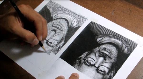 aprender a desenhar 4