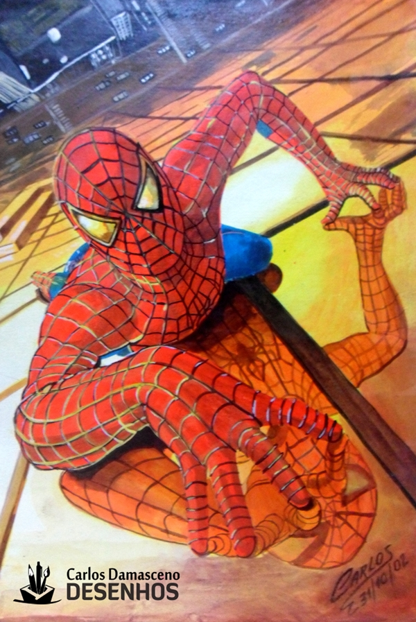 homem-aranha-desenho-de-carlos-damasceno-fan-art-5