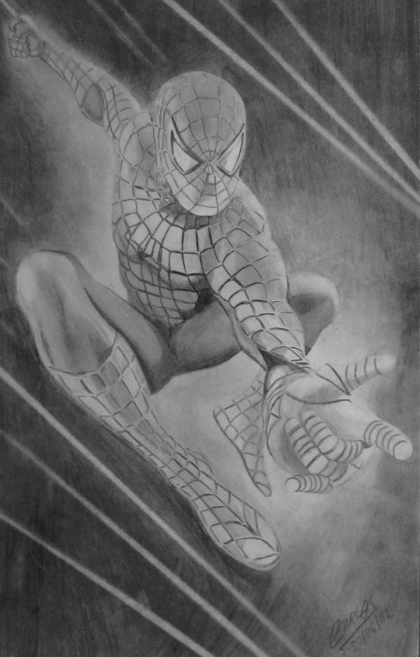 homem-aranha-em-grafite-by-carlos-damasceno-desenhos-realista-600