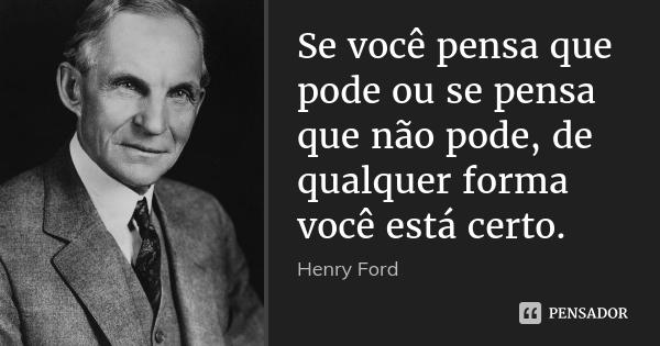 Aprender a desenhar - Henry Ford