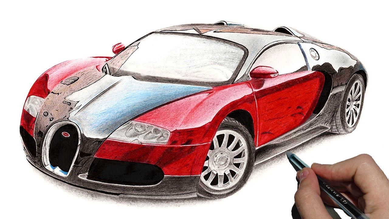 E Book Gratis Como Desenhar Carros Realistas Do Zero Aulas De