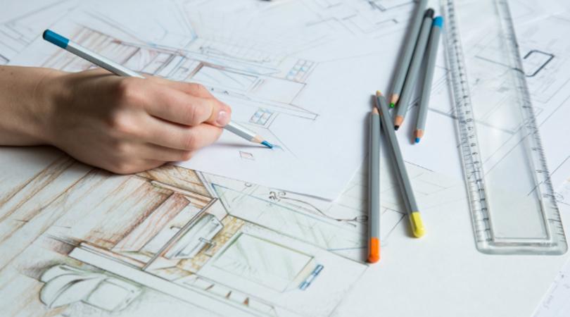 Como Ganhar Dinheiro com Desenho e Pintura: Dica # 9 - Arquiteto
