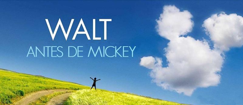 Vida de Desenhista - A História Real de Walt Disney
