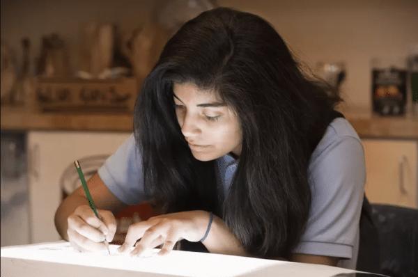 Como fazer o desenho de contornos