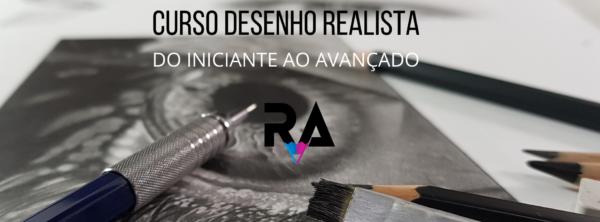 Curso de Desenho Realista do Reginaldo Artes