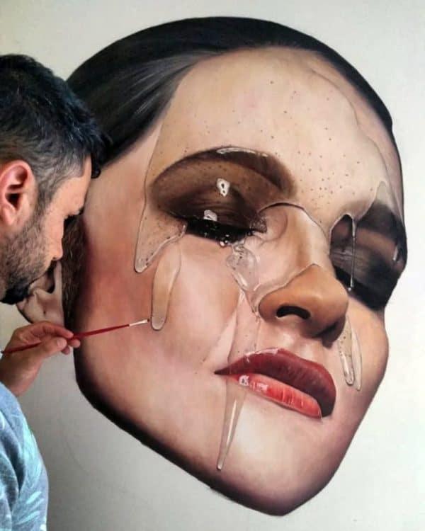 Farlen Rochiero ARTISTA PLÁSTICO