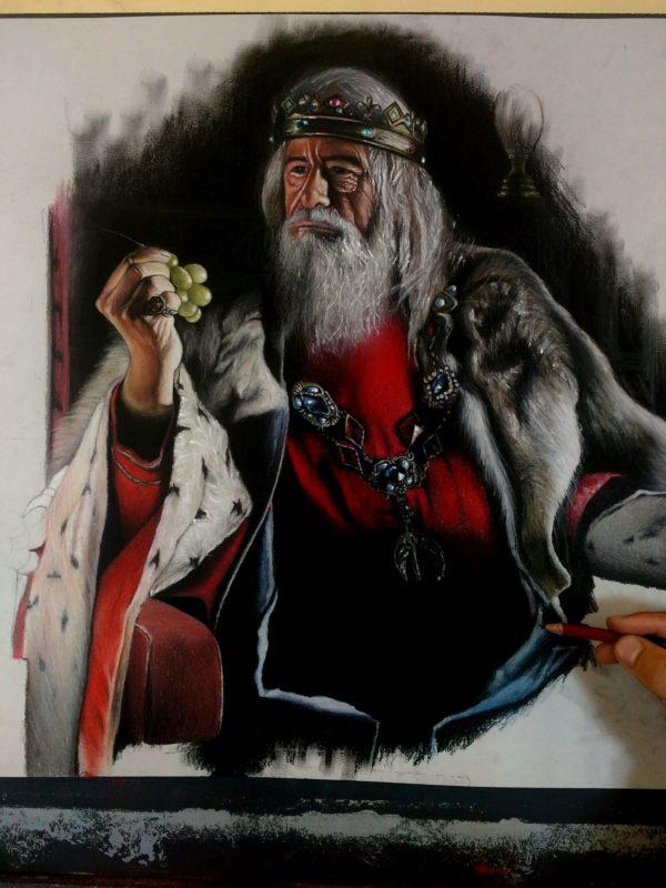 Curso de Desenho e Pintura Realista com Farlen Rochiero