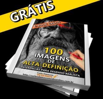 E-Book GRÁTIS Com 100 Imagens de Alta Definição