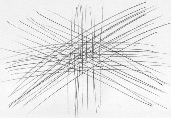 Exercício de Desenho - Linhas