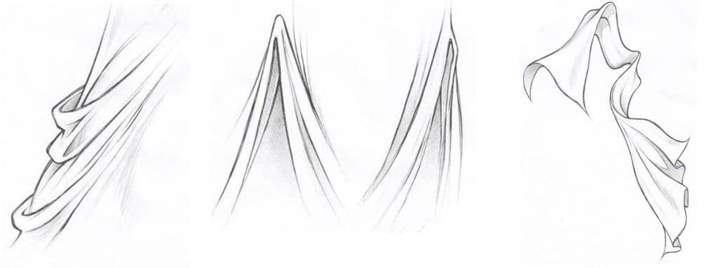 como fazer textura de tecido - Carlos Damasceno