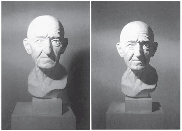 como desenhar um retrato realista - tipos de iluminação