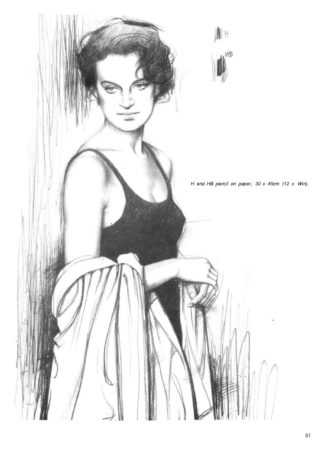 Como fazer um Desenho Realista de retratos:  Desenho de Giovanni Civaldi