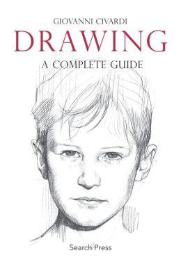 Livro Guia completo de desenho Giovanni Civaldo