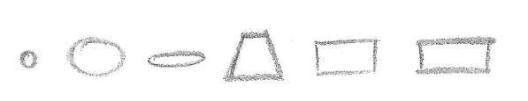 Lição 2 - Aprenda a ver de forma diferente - moinhho de pimenta - formas simples