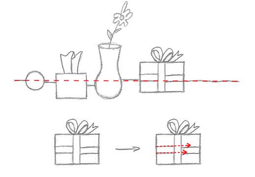 Erros mais comuns ao desenhar - exemplo 2 - verificando o problema