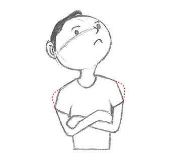 Erros mais comuns ao desenhar - exemplo 5 - verificando o problema