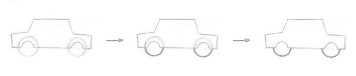 Erros mais comuns ao desenhar - exemplo 6 - solução