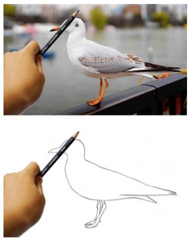 Manter a Precisão em todas as medições - verifique ângulos - exemplo