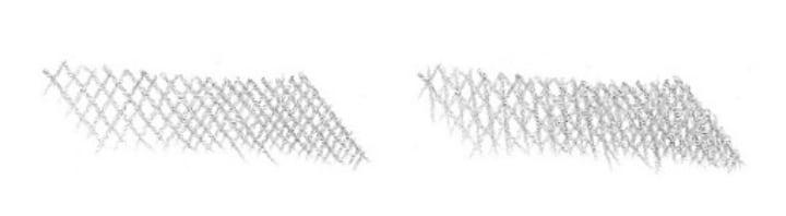 Introdução às Técnicas de Sombreamento - hachuras cruzadas